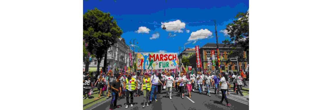 Marsch für Jesus 2016